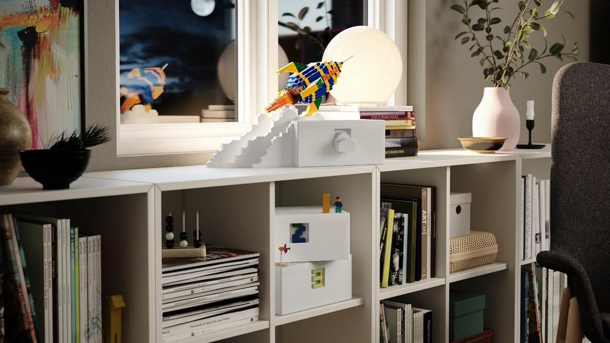 IKEAとLEGOがコラボ。昨年、欧米で大好評!