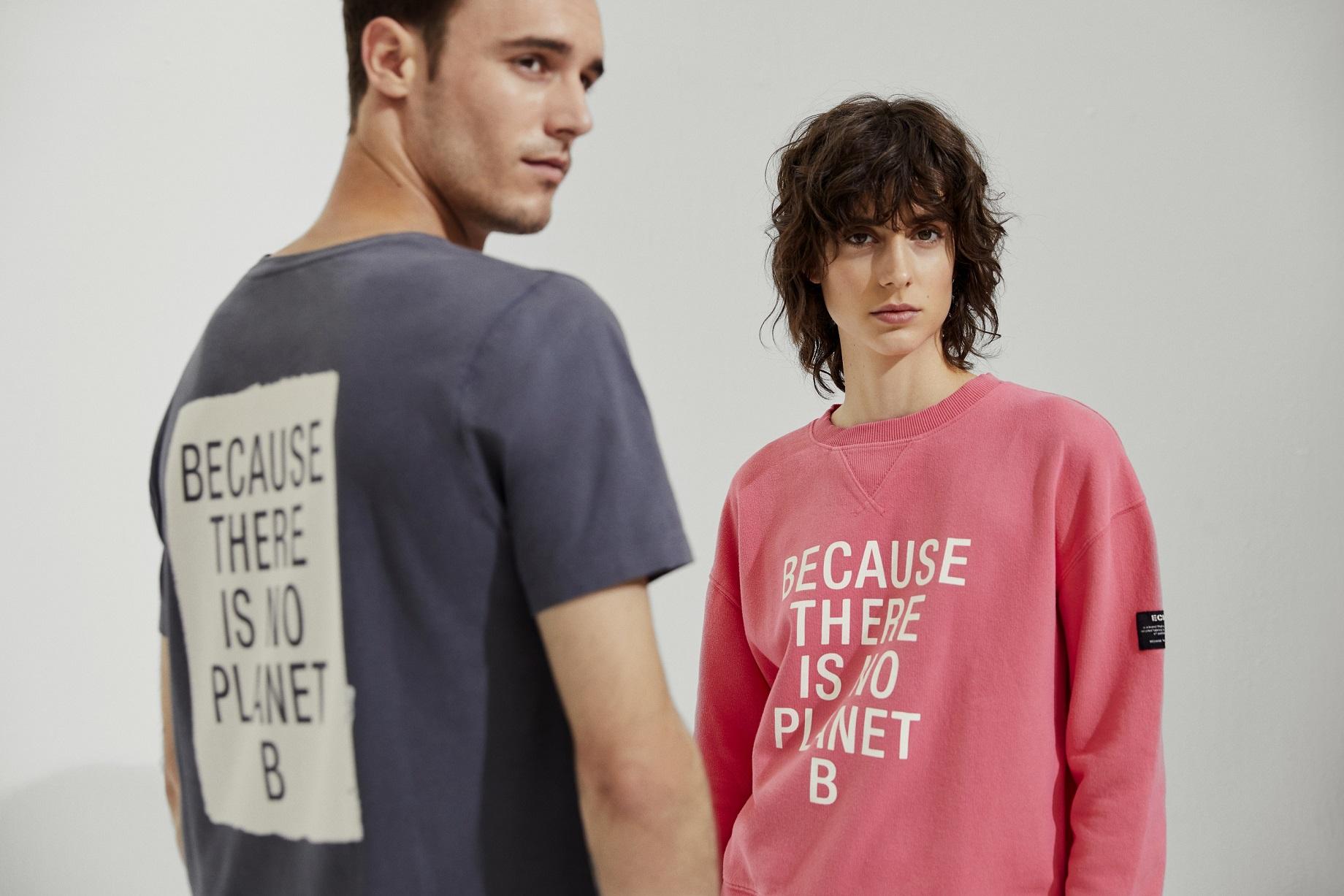 スペイン生まれのサステナブルファッションブランド「ECOALF」が2月17日より銀座三越でポップアップストアとエキシビションを開催