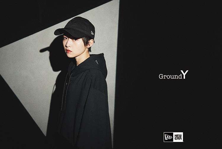 Ground Y × NEW ERA 2021 Spring/Summer collectionが3月22日(月)に発売