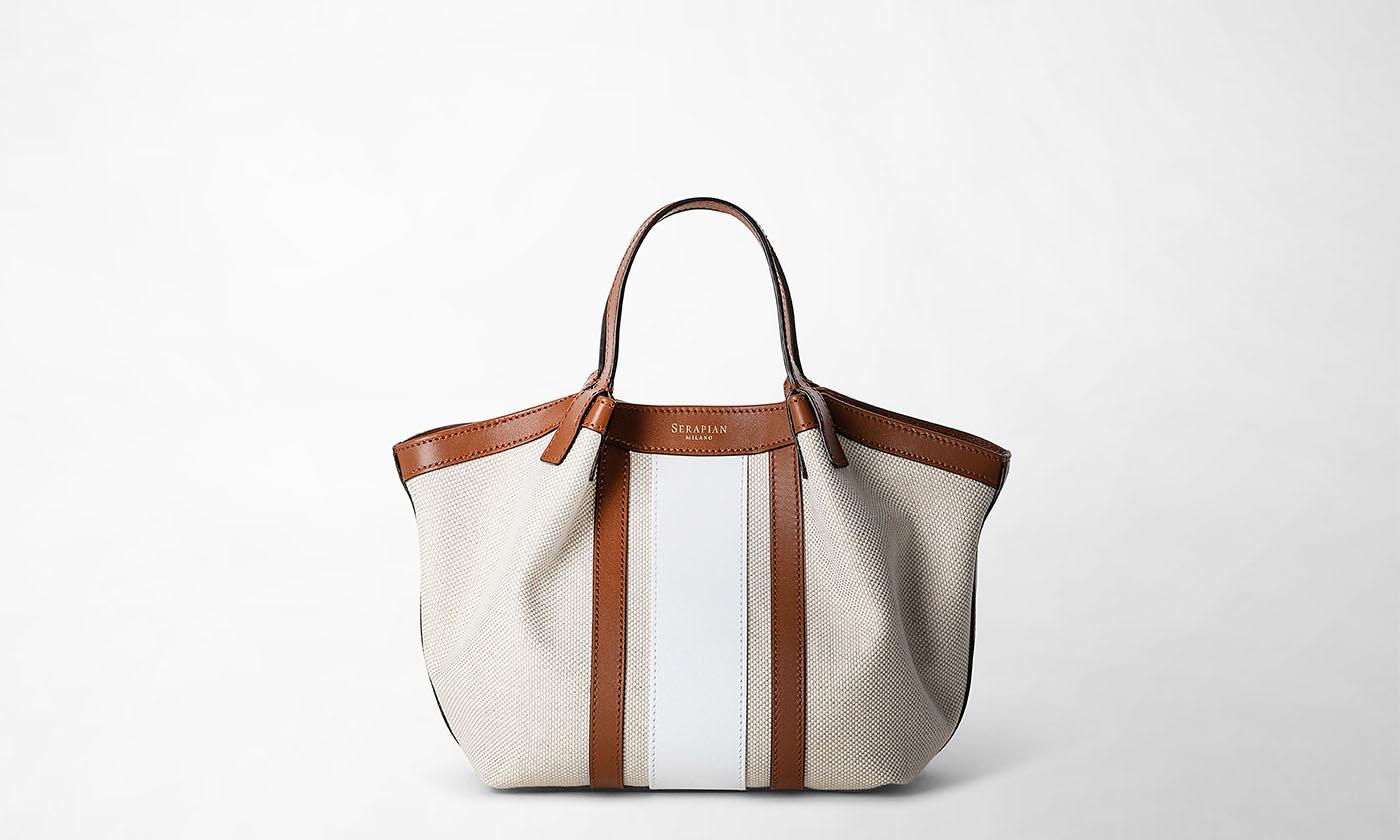 セラピアンからブランド初となる キャンバス素材を用いたバッグコレクション!