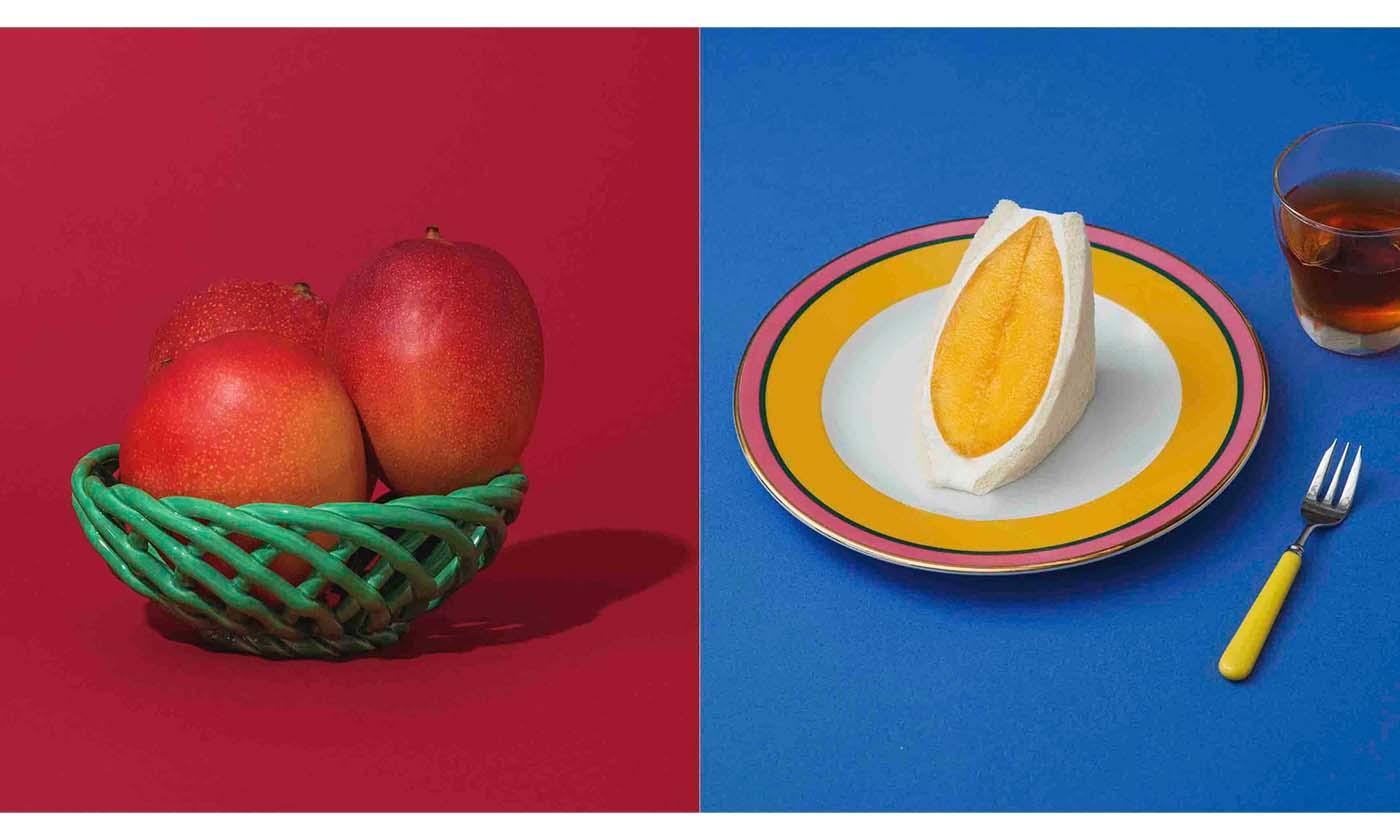 日本初のヴィーガンフルーツサンド専門店から究極のマンゴーサンドが誕生!