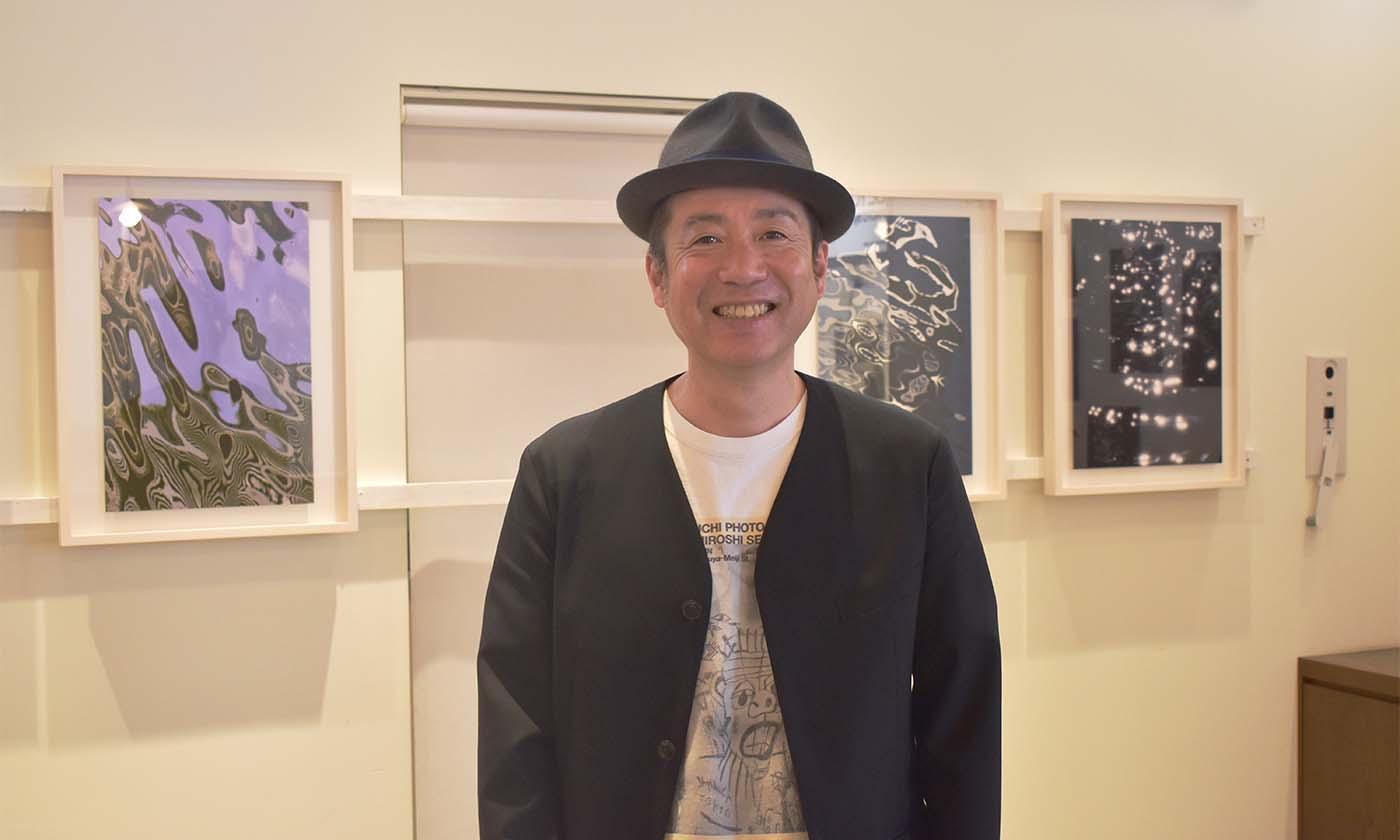 変わらざるを得ない今を超えて 写真家瀬尾浩司の新たな挑戦