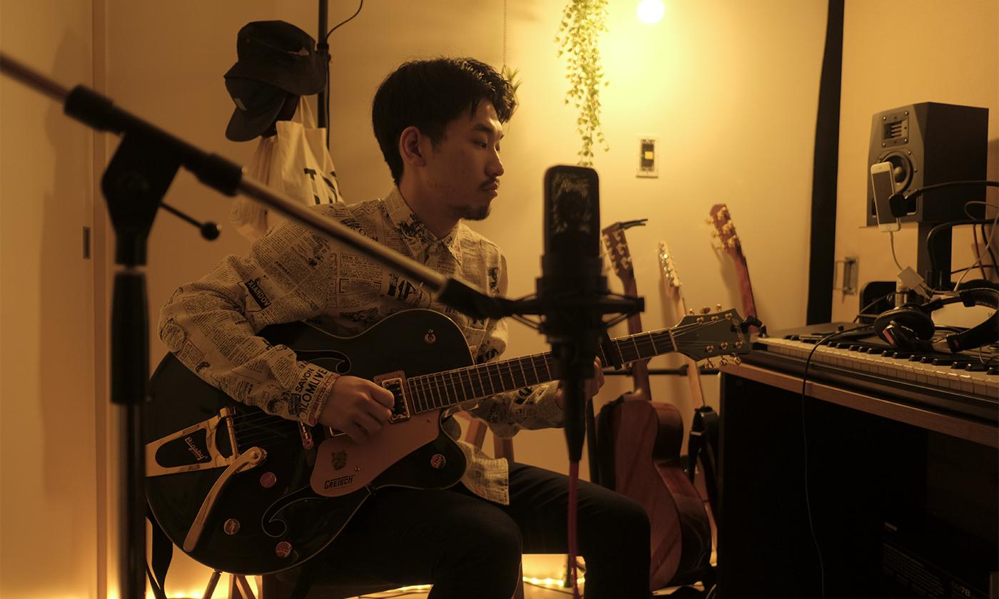 シンガーソングライター MASAZAYN。彼の行動力は何を突き動かしているのか