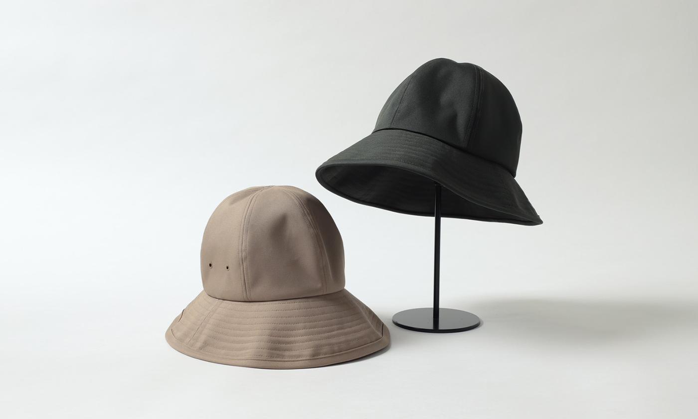 小学生向け通学帽を製作している丸高製帽所とBEAMSがコラボ。大人も被れる通学帽風チューリップハット発売!
