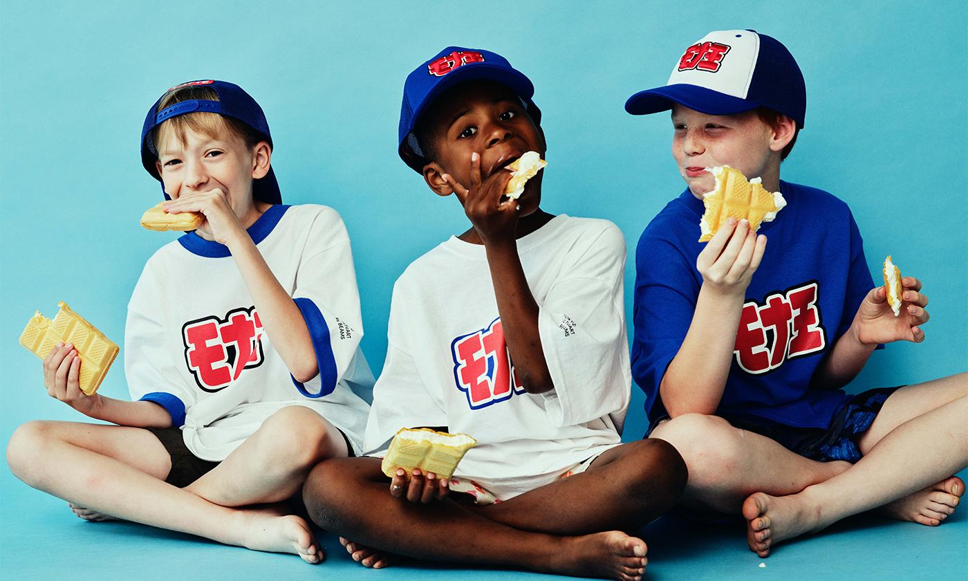 ロッテとトーキョーカルチャート by ビームスが初のコラボでお馴染みのロッテのお菓子・アイスがアパレルと雑貨に生まれ変わって登場!