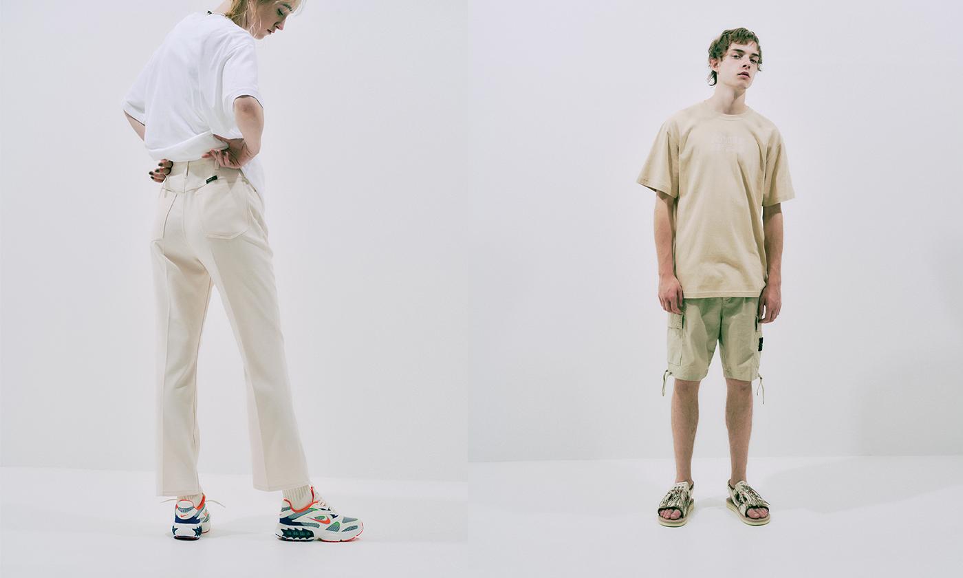 夏と秋の間、Stylesが提案する「いま」使えるスタイリング