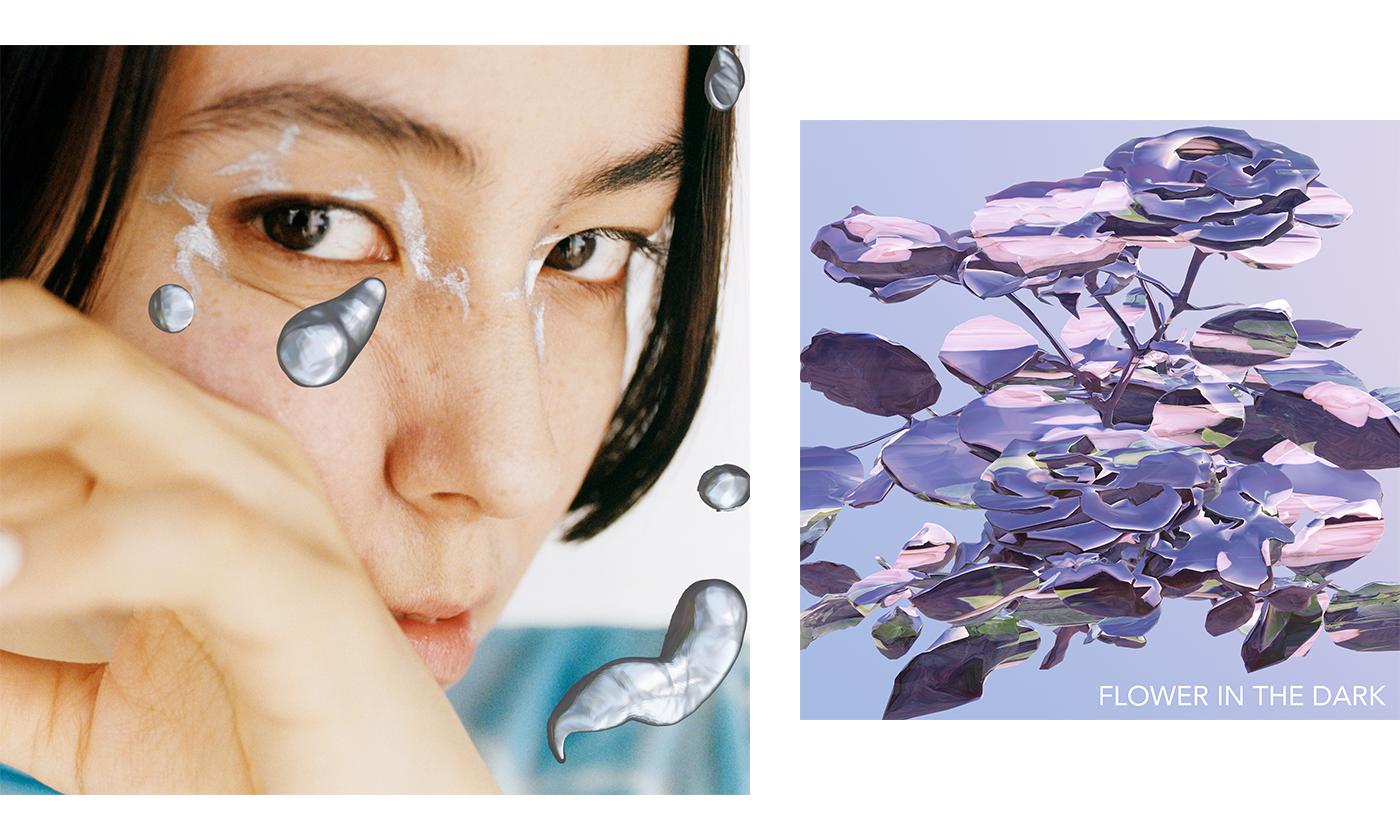 """Maika Loubté、 大切な""""別れ""""への拠り所のない感情を描いたエレクトロニカ作品『Flower In The Dark』をリリース"""