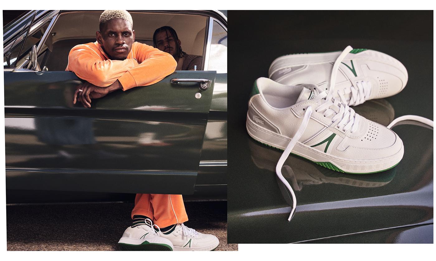 ラコステが誇る豊かなテニスの歴史を元に、トレンドの最先端をいくシルエットにアレンジしたスニーカー「L001」発売