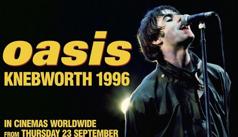 伝説のオアシス1996年8月ネブワース公演の長編ドキュメンタリー映画 『oasis KNEBWORTH 1996』 が9月23日より世界順次公開。豪華ライブ版も発売決定!
