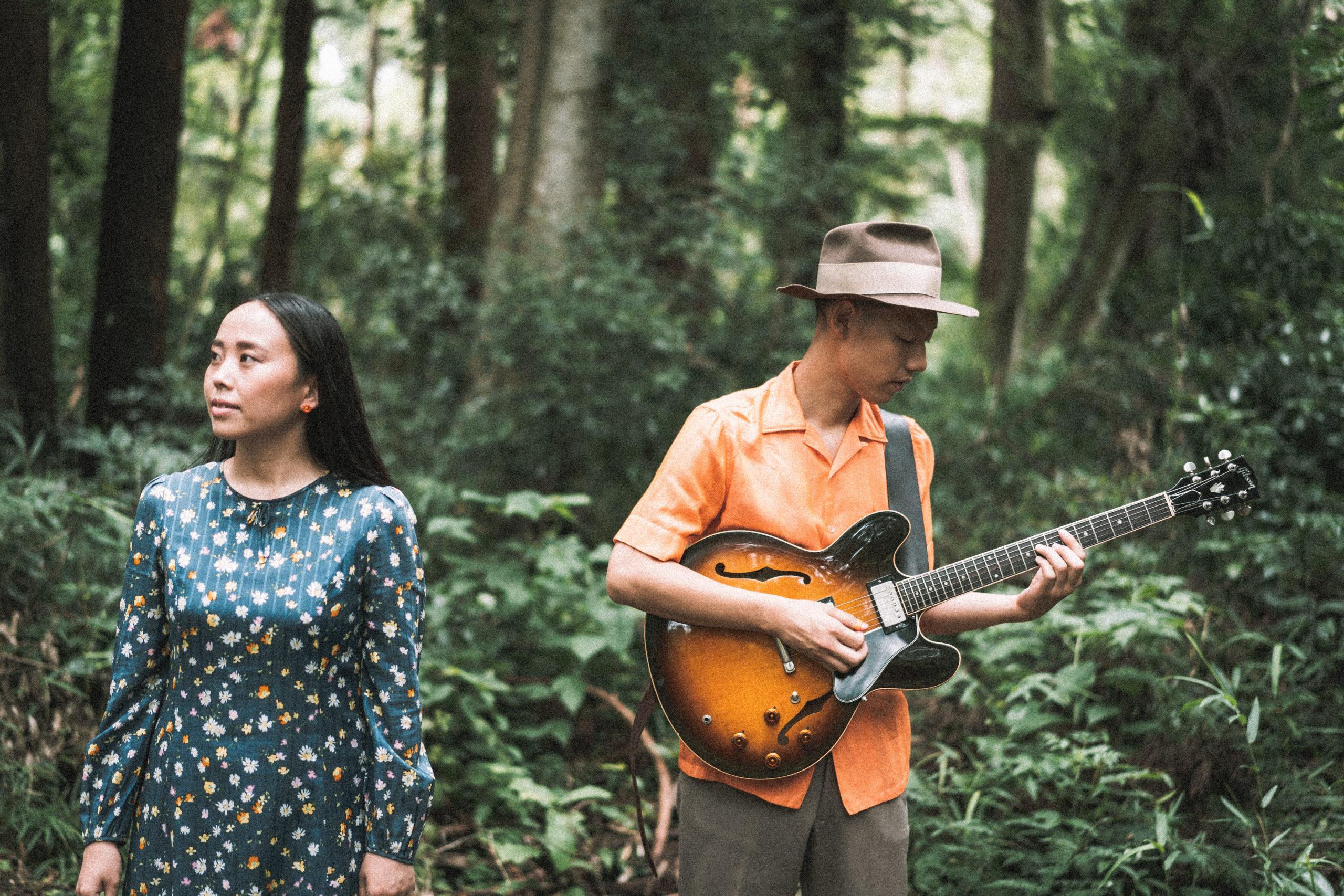 まっさらな五感で感じて欲しい。Shoko and The Akillaのありのままの音楽