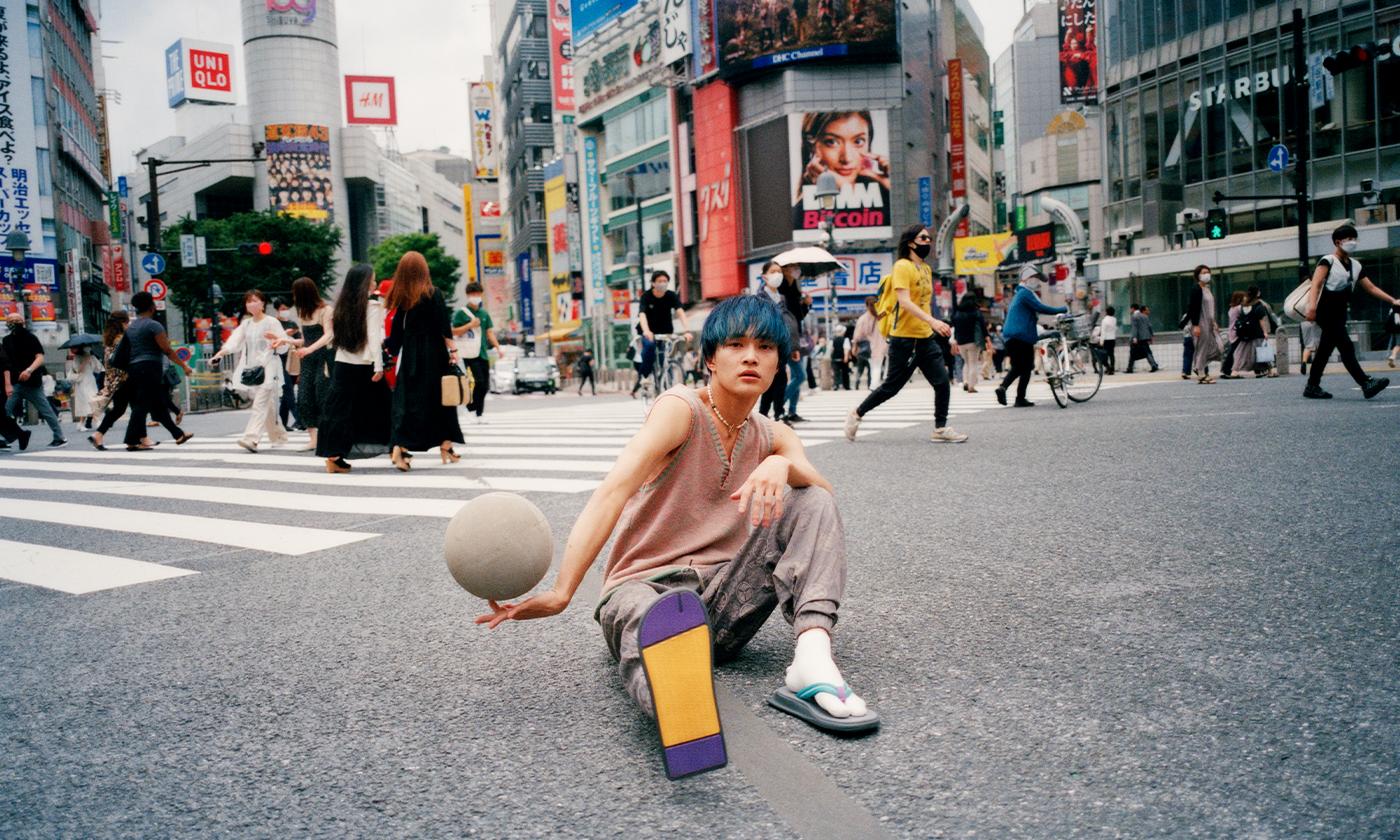 ハワイアナスから、東京各地をイメージカラーとした新色の「Tradi Zori」が発売