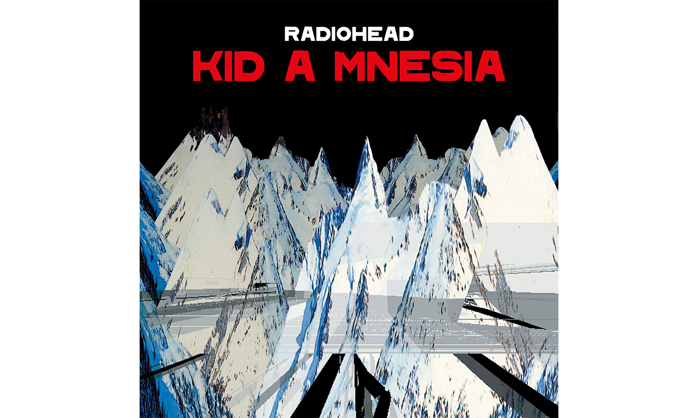 Radiohead 話題沸騰中の再発盤『Kid A Mnesia』に日本限定オフィシャルTシャツ付限定盤が登場!