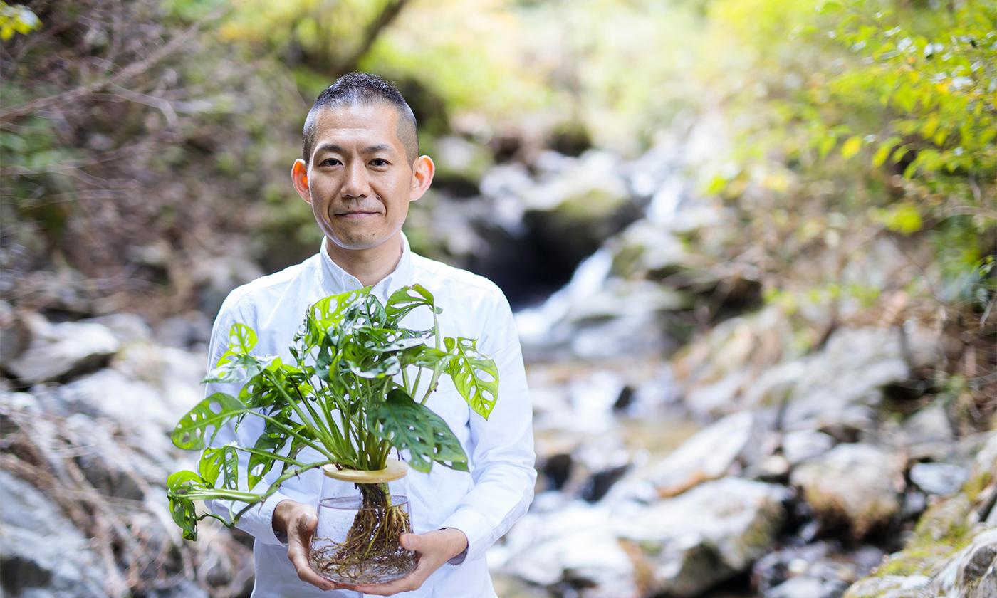 私たちがまだ知らないアート盆栽。東京盆栽生活空間
