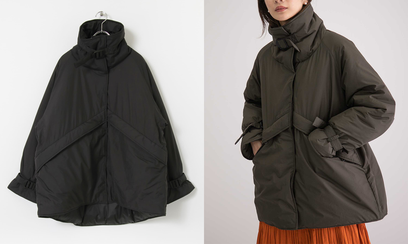 WILDTHINGS × URBAN RESEARCH BUYERS SELECTの「belted puff jacket」予約販売開始!