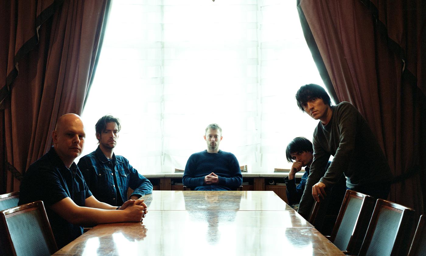 Radiohead 今日は何の日? 世紀の名盤『Kid A』発売21周年! 話題の再発盤『Kid A Mnesia』リリースを記念して 東京/大阪の超高音質映画館でライヴ上映イベント開催決定!!
